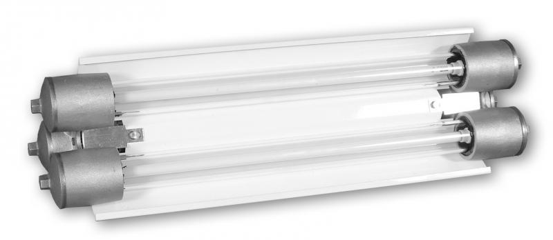 380  |  Explosion Proof Fluorescent Light Fixture