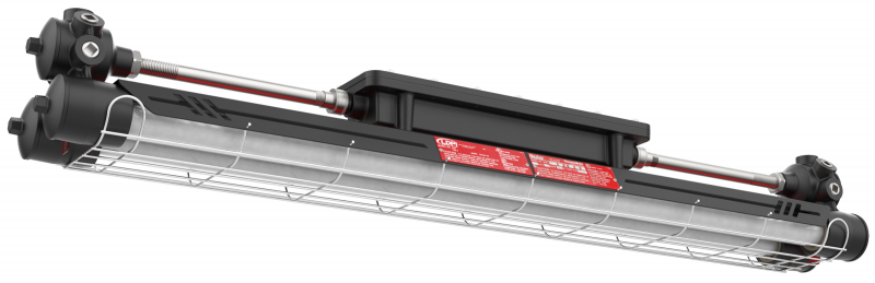 LE551  |  Explosion Proof LED Light Fixture