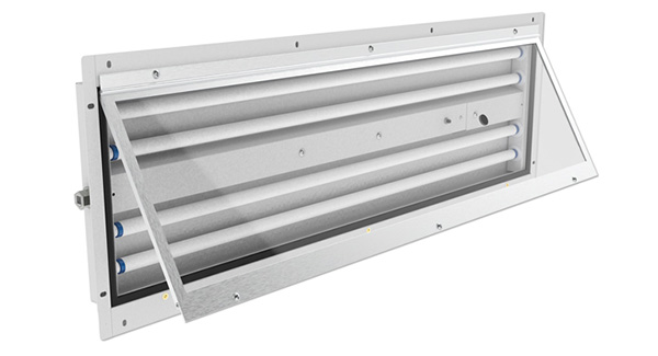 Slim Light LED  |  Vapor/Dust Proof LED Paint Booth Light Fixture