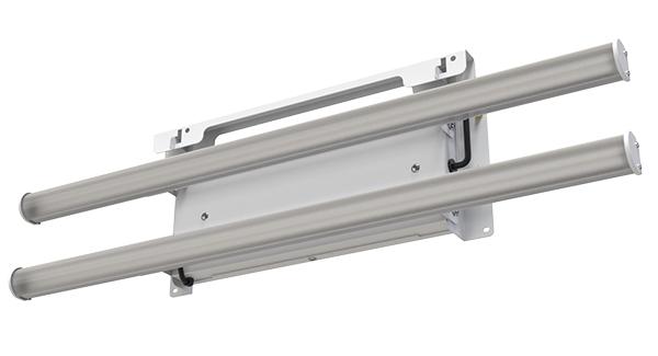 LE158H  |  Hanging Mount Directional LED Light Fixture