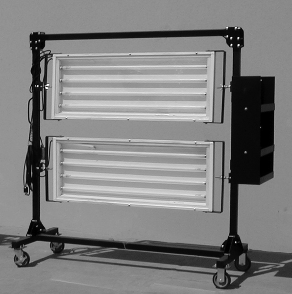 Task Cart  |  Multi-Light Fixture