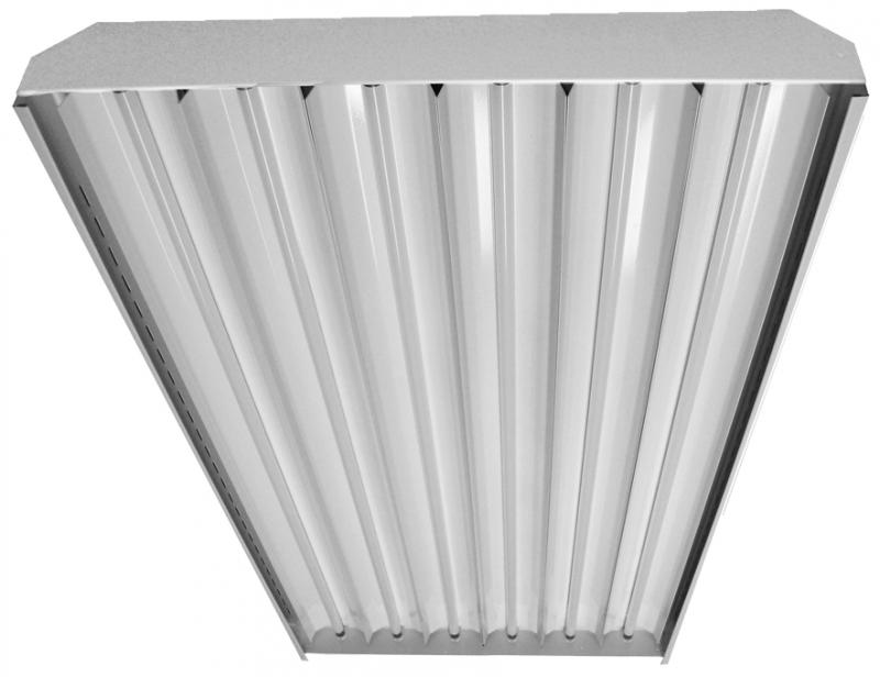 236  |  High Bay Industrial Fluorescent Light Fixture