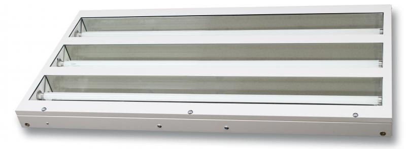 INS3  |  Fluorescent Inspection Light Fixture