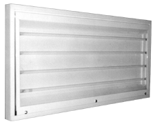 440T/THO  |  T5 or T5HO Troffer  Fluorescent  Light Fixture