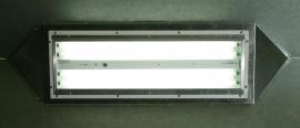 Paint Booth Corner Lighting |