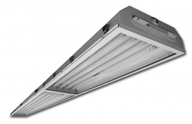 240 (8 Ft.)  |  Front Access Industrial Fluorescent Light Fixture