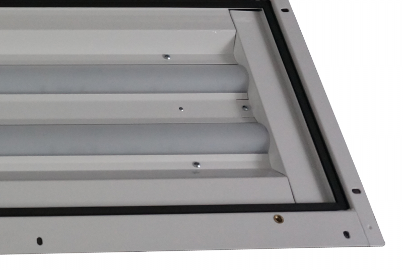 LE481  |  Front Access Industrial LED Paint Booth Light Fixture