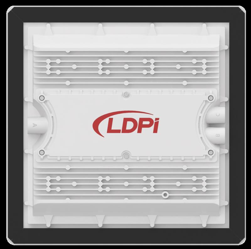 LE484  |  LED Paint Booth Light Fixture