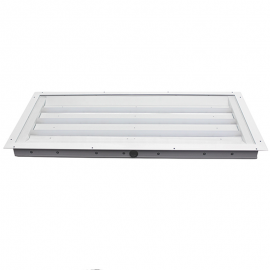 LE182  |  Rear Access LED Booth Light Fixture