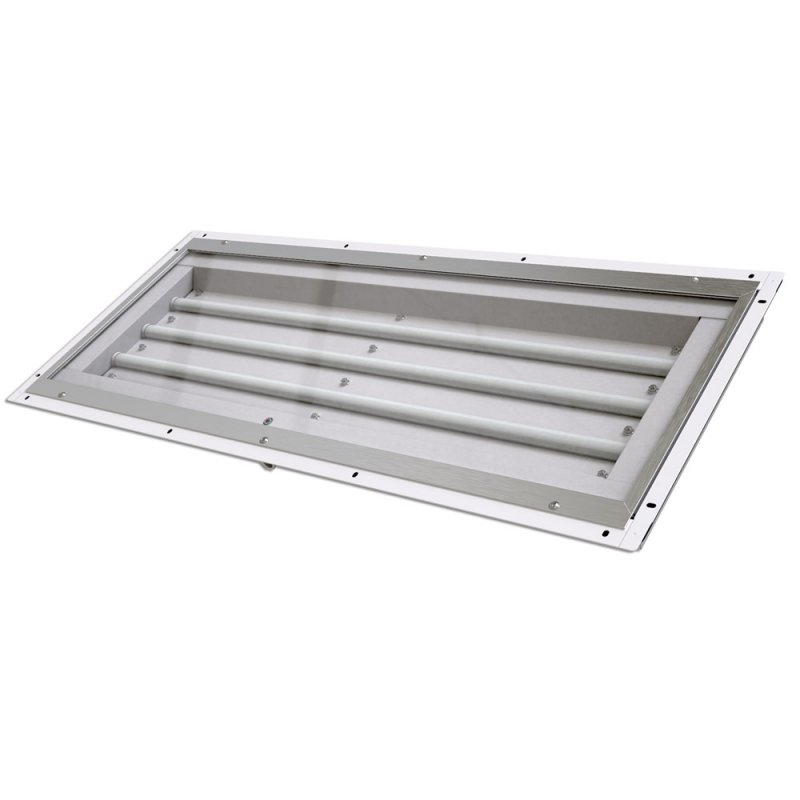 LE485  |  Front Access Industrial LED Paint Booth Light Fixture