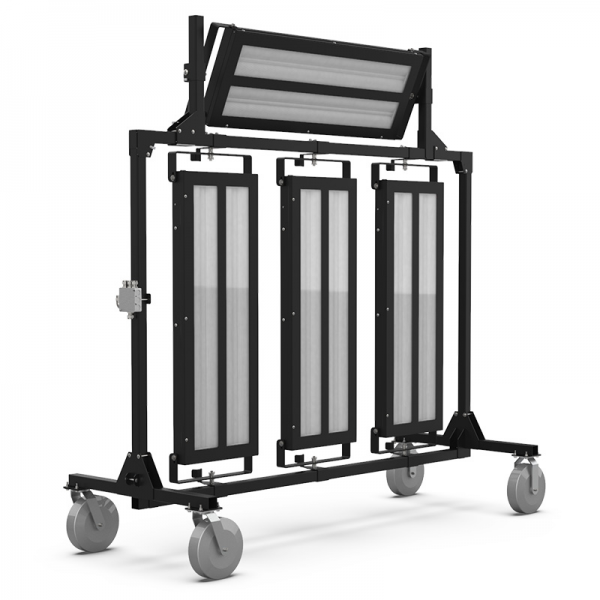 Inspection Light Cart | LEINS3 Series