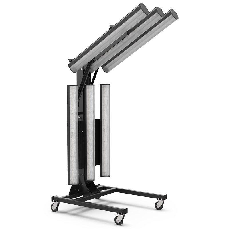Inspection Carts  |  LEINS2 Series