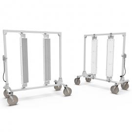 Task Cart  |  Multi-Light Fixture